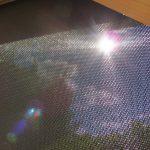 Sonnenschutz mit Durchblick