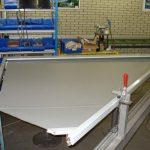 Textilscreens für Dachschrägen
