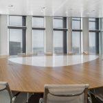 Blendschutz Konferenzraum
