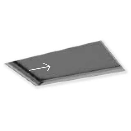 horizontal für Lichtkuppeln