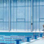 Rollo Schwimmbad