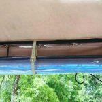 Rollplane mit Einhängegurt