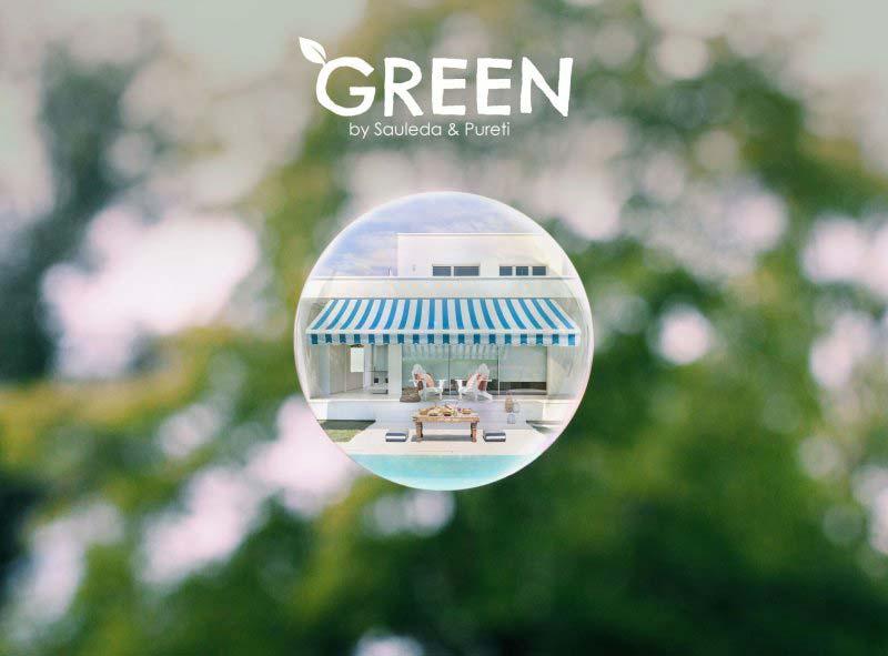 Sauleda - Green